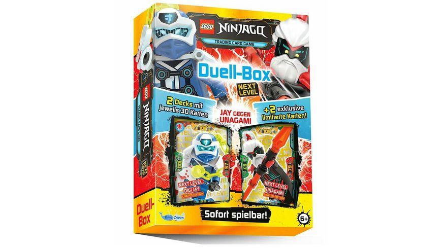 Blue Ocean - Lego Ninjago Serie 5 Next Level - Duell Deck