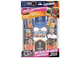 Topps UEFA Champions League Match Attax UEFA Champions League MA TC 2020 2021 Starter