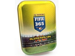 Panini FIFA 365 2020 2021 Adrenalyn XL TC Pocket Tin