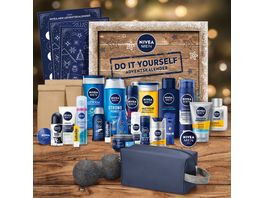 NIVEA MEN Adventskalender DIY