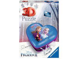 Ravensburger Puzzle 3D Puzzle Ball Frozen 2 54 Teile 3D Puzzle