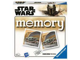 Ravensburger Spiel STAR WARS The Mandalorian memory mit tollen Bildern von Baby Yoda