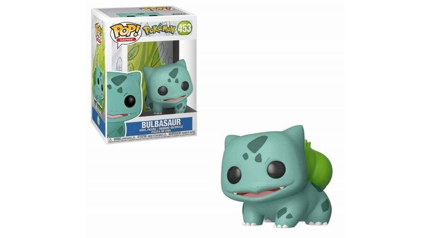 Funko - POP! - Pokemon Bulbasaur
