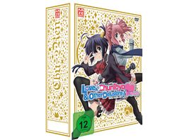 Love Chunibyo Other Delusions 2 Staffel Gesamtausgabe DVD Box 4 DVDs