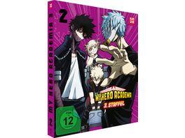 My Hero Academia 3 Staffel DVD Vol 2