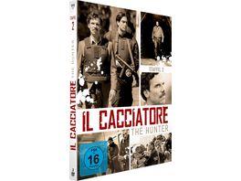 Il Cacciatore The Hunter Staffel 2 3 DVDs