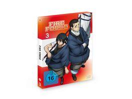Fire Force Enen no Shouboutai Vol 3 Eps 13 18 2 DVDs