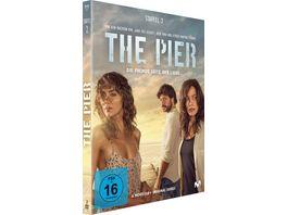 The Pier Die fremde Seite der Liebe Staffel 2 3 DVDs
