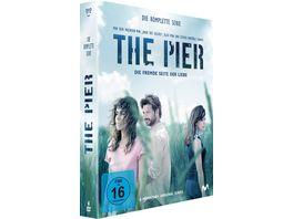 The Pier Die fremde Seite der Liebe Die komplette Serie 6 DVDs