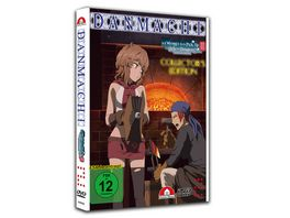 DanMachi Is It Wrong to Try to Pick Up Girls in a Dungeon Staffel 2 DVD Vol 2 Limited Collector s Edition