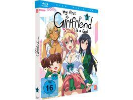 My First Girlfriend Is a Gal Blu ray 2