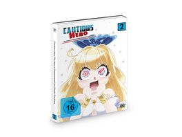 Cautious Hero The Hero Is Overpowered But Overly Cautious Vol 2 2 DVDs