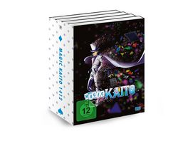 Magic Kaito 1412 Bundle Vol 1 4 8 DVDs