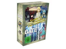 Gate 1 Staffel Gesamtausgabe 4 DVDs