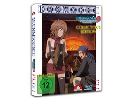DanMachi Is It Wrong to Try to Pick Up Girls in a Dungeon Staffel 2 Blu ray Vol 2 Limited Collector s Edition