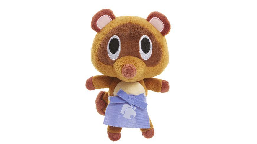 Animal Crossing - Nepp und Schlepp Plüsch 19 cm