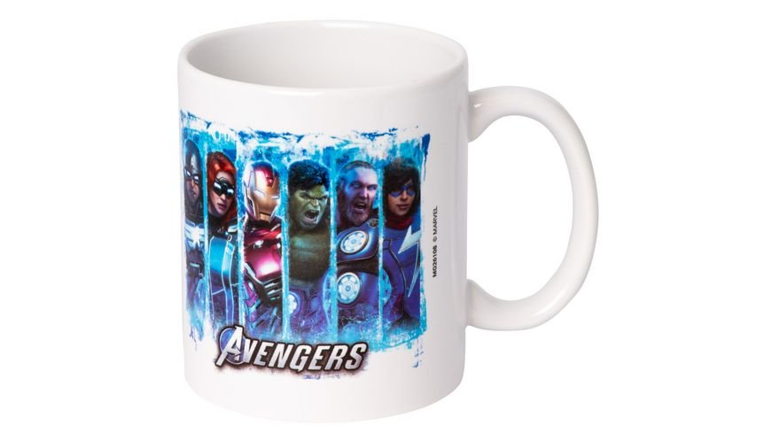 Tasse - Avengers - Gamerverse Heroes