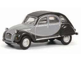 Schuco Edition 1 87 Citroen 2CV CHARLESTON