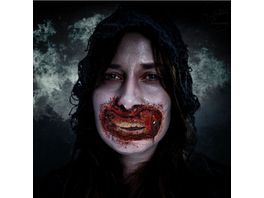 Jofrika 799107 Creepy Wounds Horror Mund
