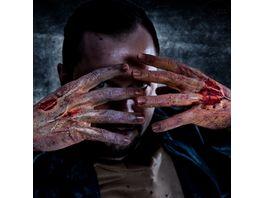 Jofrika 799109 Creepy Wounds Horror Haende