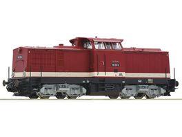 ROCO 70809 H0 Diesellokomotive BR 110 DR