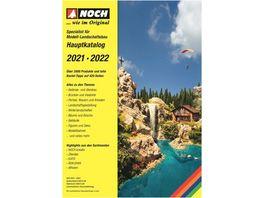 NOCH 72210 Katalog 2021 2022 Deutsch