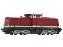 ROCO 70810 H0 Diesellokomotive BR 110 DR