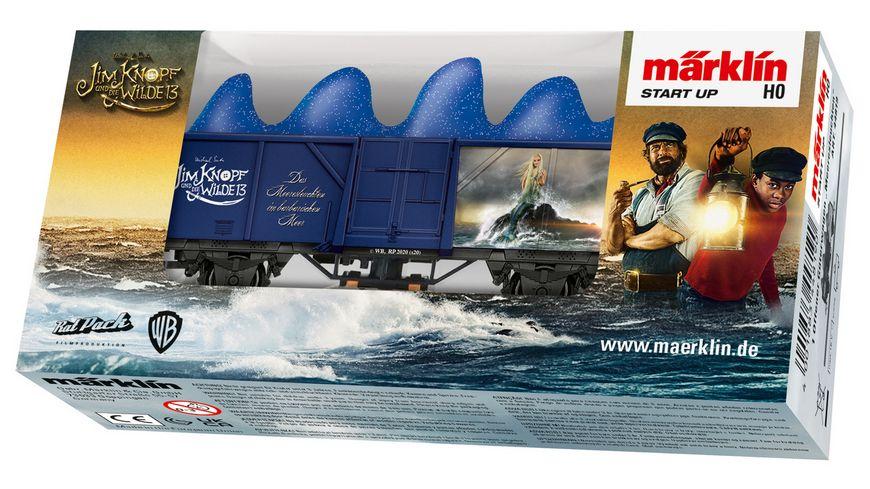 Maerklin 44819 Start up Gueterwagen Meeresleuchten Magnetische Kraft ist was Tolles
