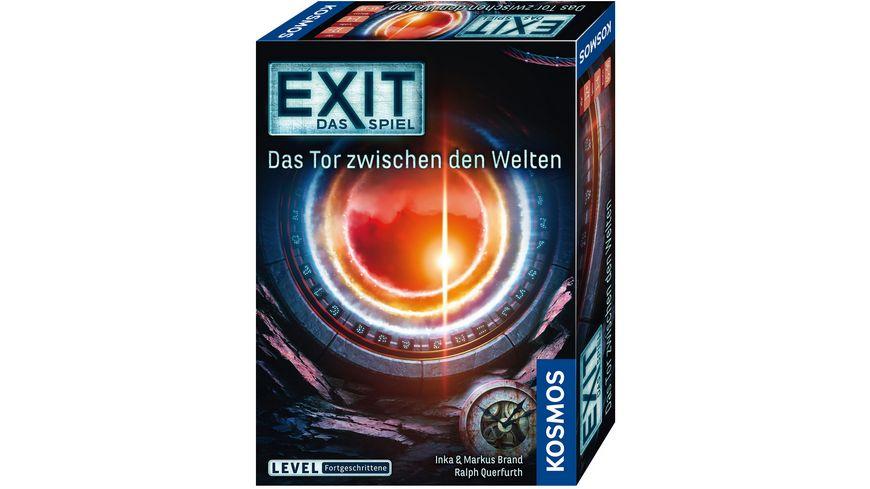 KOSMOS EXIT Das Spiel Das Tor zwischen den Welten Level Fortgeschrittene