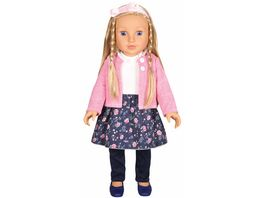 Mueller Toy Place Modern Girl Puppe Beauty