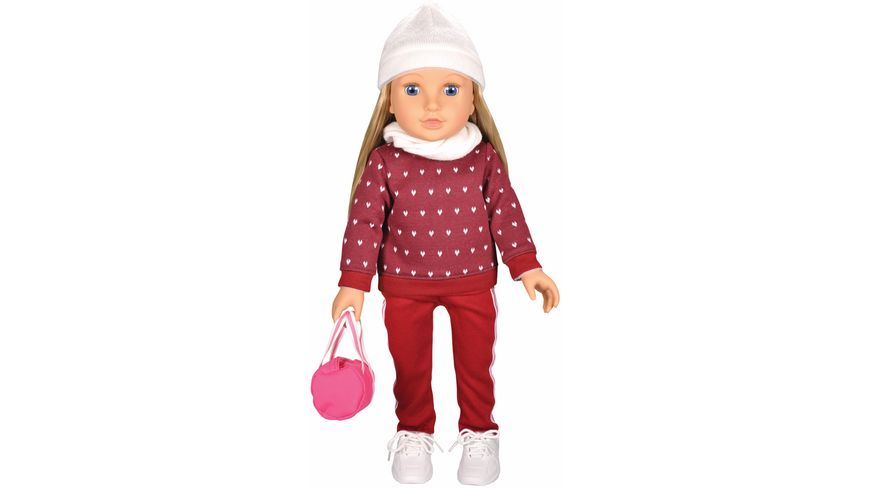 Müller - Toy Place - Modern Girl Outfit Sportl - ohne Puppe