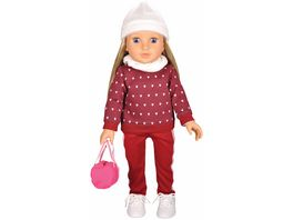 Mueller Toy Place Modern Girl Outfit Sportl ohne Puppe