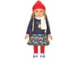 Mueller Toy Place Modern Girl Outfit Bienel ohne Puppe