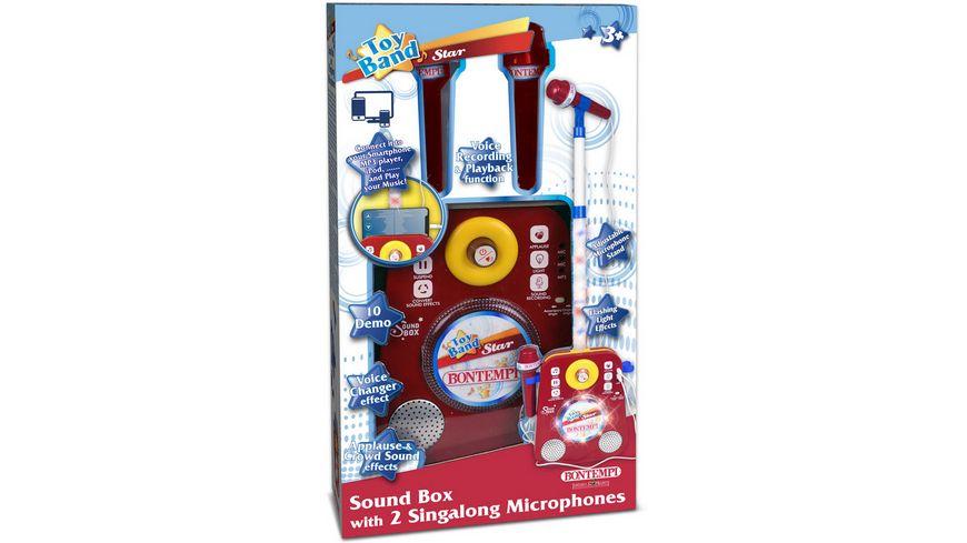 Bontempi Karaoke Sound box