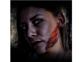 Jofrika 799104 Creepy Wounds Klaffende Wunde