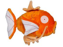 Pokemon Karpador Monochrom Pluesch 20 cm