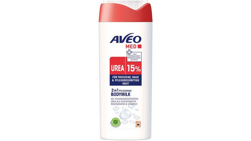 AVEO MED 2in1 Pflegende Bodymilk