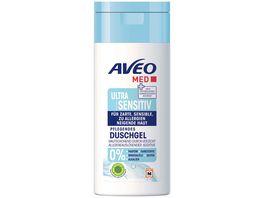 AVEO MED Ultra Sensitiv Pflegendes Duschgel
