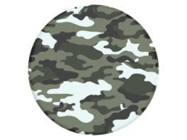 Popgrip Basic Dark Green Camo