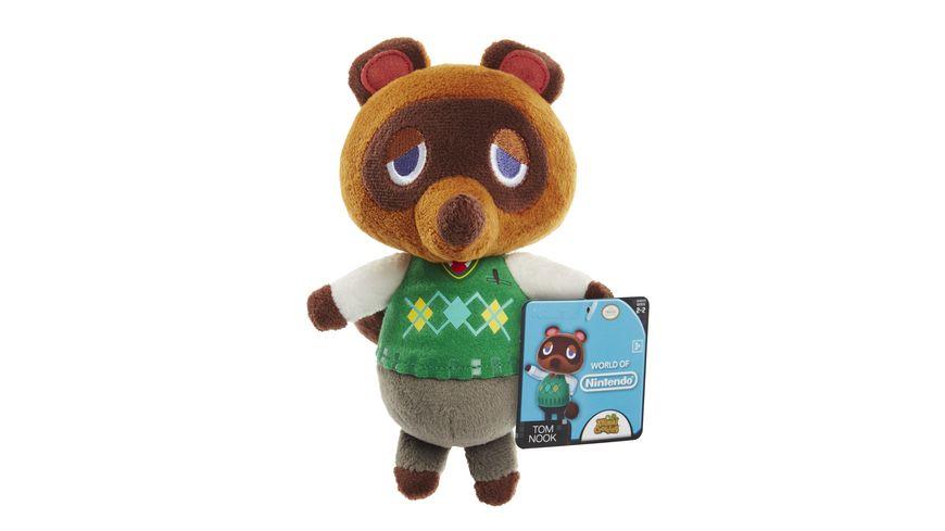 Animal Crossing - Tom Nook Plüsch 19 cm
