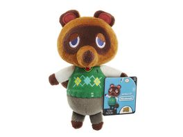 Animal Crossing Tom Nook Pluesch 19 cm