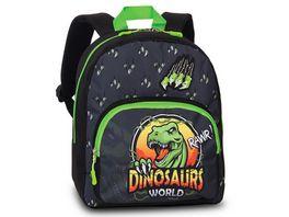 fabrizio Kinderrucksack Dinosaurs World