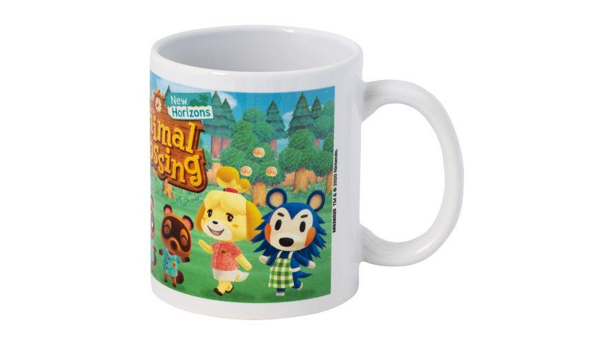 Tasse - Animal Crossing - Lineup