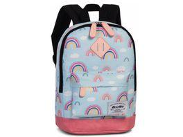 BESTWAY Kinderrucksack Regenbogen