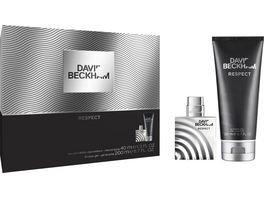 DAVID BECKHAM Respect Eau de Toilette Shower Gel