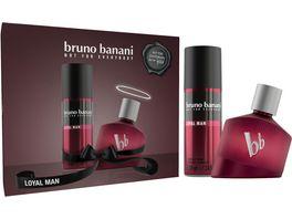 bruno banani Loyal Man Eau de Parfum und Deodorant