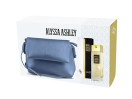 ALYSSA ASHLEY MUSK Eau de Parfum Umhaengetasche O BAG Set