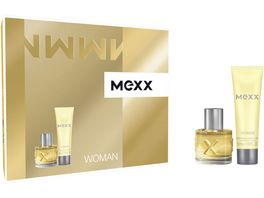 MEXX Woman Eau de Toilette und Body Lotion
