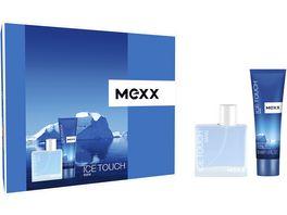 MEXX Ice Touch Man Eau de Toilette und Duschgel