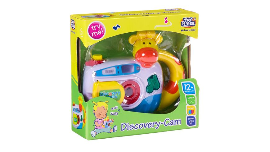 Müller - Toy Place - Discovery Cam